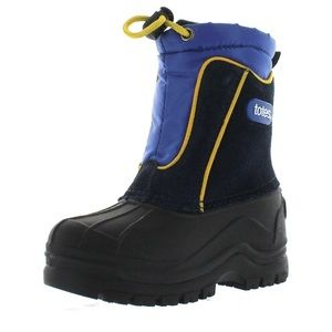 Totes Children's Snow Drift Waterproof Snow Boot